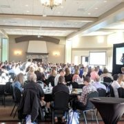 Corporate Event Photo - Leadercast - by Compass Occasions Event Planners